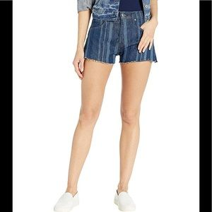 Levi's Made & Crafted Laser Stripe High rise short